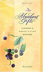abundant gifts by diane eble cover